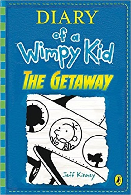 Diary of a Wimpy Kid 12 The Getaway - Jeff Kinney
