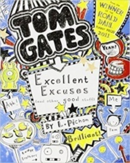 Tom Gates 2 Excellent Excuses Liz Pichon - Liz Pichon