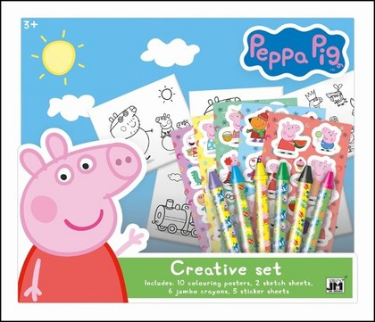 Kreativní set Peppa Pig