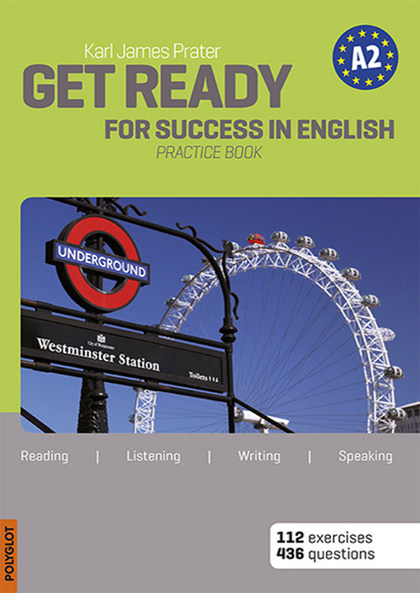 Get Ready for Success in English A2 - Karl James Prater