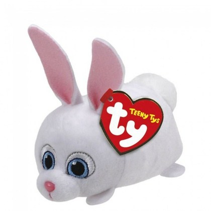 Teeny Tys The Secret life of Pets Snowball 10 cm