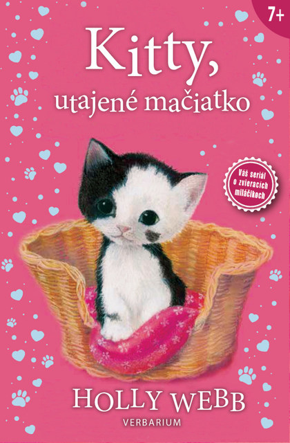 Kitty, utajené mačiatko - Holly Webb