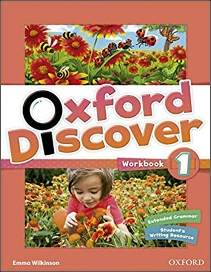 Oxford Discover 1 Workbook - E. Wilkinson