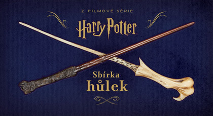 Harry Potter Sbírka hůlek - Monique Peterson
