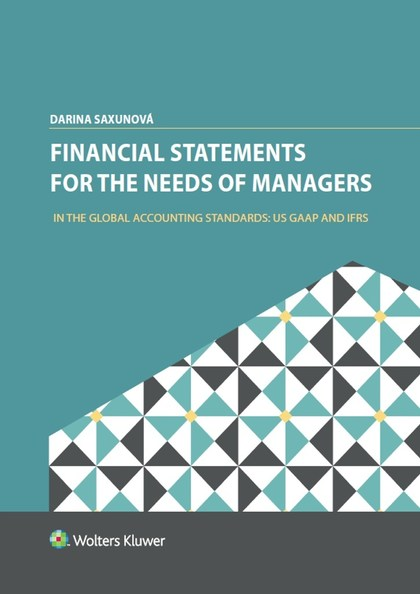 Financial Statements for the Needs Of Managers - Darina Saxunová