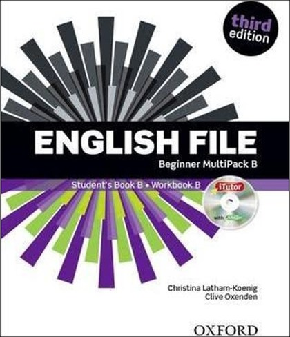 English File Third Edition Beginner Multipack B