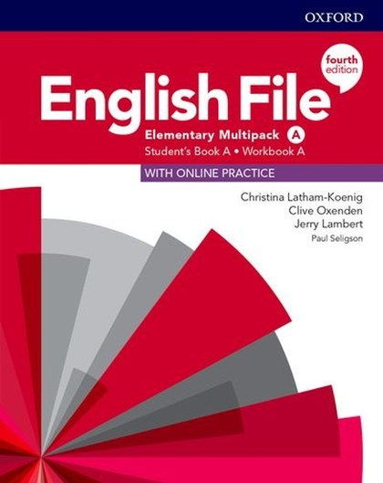 English File Fourth Edition Elementary Multipack A - Clive Oxenden, Christina Latham-Koenig, Jeremy Lambert
