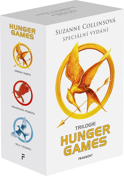 Hunger games Trilogie - Suzanne Collins