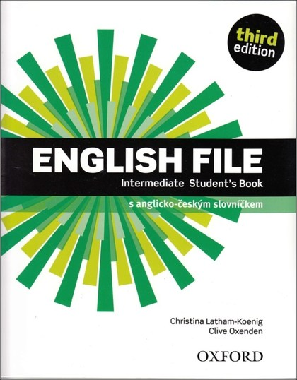 English File Third Edition Intermediate Student's Book (Czech Edition)